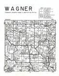 Wagner Township, Clayton County 1966